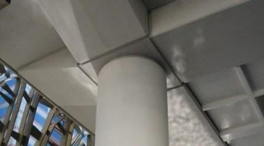 Seismolock GRC Restrengthening System - architecture | ceiling architecture, ceiling, daylighting, glass, lighting, structure, gray
