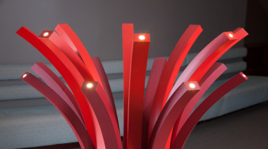 Formica® FormationsTM Design Competition winners announcedTwo stunning designs light, product design, red, red, black, gray