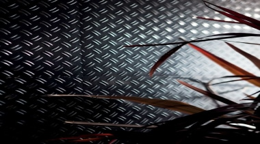 The 'Boss' finish is very distinctive, recalling the close up, computer wallpaper, line, metal, pattern, black, gray