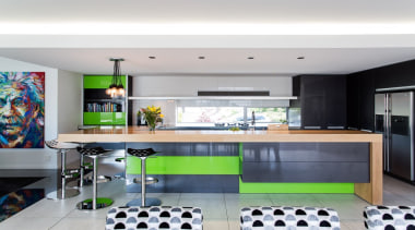 TIDA New Zealand Kitchens – proudly brought to countertop, interior design, kitchen, gray, white