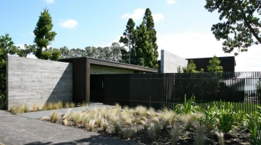 Westmere House - Westmere House - architecture   architecture, facade, home, house, property, real estate, white, black