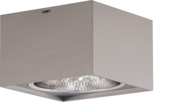 FeaturesThe Eos Vada (Square) is a stylish contemporary angle, lighting, product design, white, gray