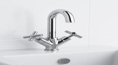 Felton's Nova range retains the charm of traditional, bathroom sink, plumbing fixture, product, tap, white