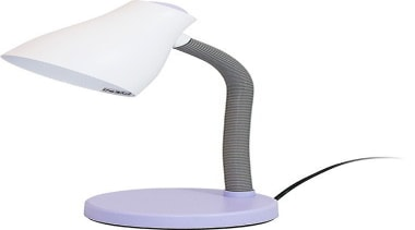 FeaturesThe Mac desk lamp is a compact, functional lighting, product, product design, white