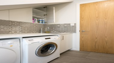 Laundry - clothes dryer | home appliance | clothes dryer, home appliance, laundry, laundry room, major appliance, room, washing machine, white