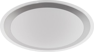 FeaturesA clean, modern ceiling button incorporating a frosted circle, product design, white