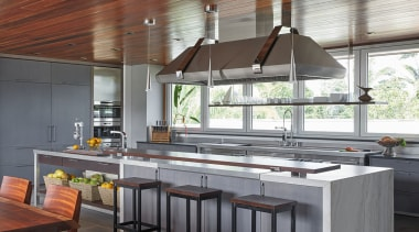 Runner-up: TIDA International Kitchen of the Year - countertop, interior design, kitchen, gray, white