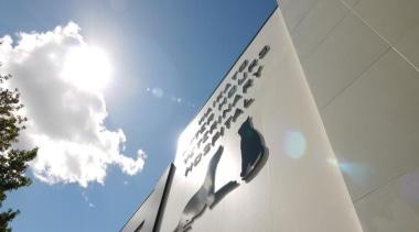 Waikato Veterinary Hospital - Waikato Veterinary Hospital - architecture, building, cloud, daytime, sky, gray, white
