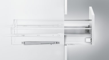 METABOX drawers and pull-outs have just a few angle, furniture, product, product design, shelf, white