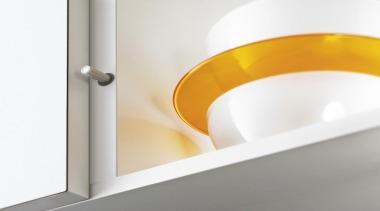 CLIP top - Hinge System - light fixture light fixture, lighting, orange, product design, tap, white