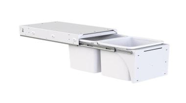 Model KK6D - 2 x 15 litre buckets. furniture, product, product design, white
