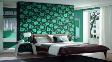 Flock III Range - Flock III Range - bed, bed frame, bed sheet, bedroom, furniture, home, interior design, textile, wall, window, window covering, gray, teal