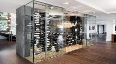 Modern Wine Cellar Ideas - Modern Wine Cellar furniture, interior design, wine cellar, gray