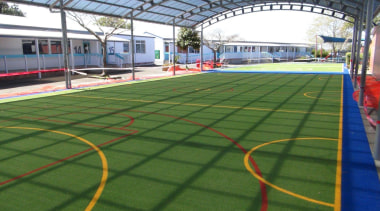 Pre-school, primary & seconday education - Pre-school, primary artificial turf, grass, leisure, leisure centre, net, playground, sport venue, sports, structure, green