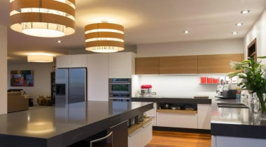 For more information, please visit Poggenpohl New ceiling, countertop, interior design, kitchen, real estate, gray, brown