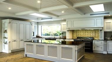 Goodland Residence 2 - Goodland Residence 2 - cabinetry, countertop, cuisine classique, flooring, interior design, kitchen, gray