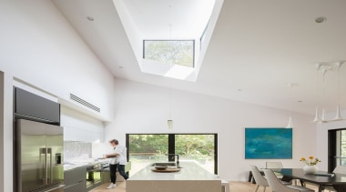 See the winner and all the finalists - architecture, ceiling, daylighting, estate, house, interior design, interior designer, living room, real estate, window, gray, white