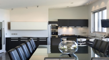 Wellington Kitchen Designer of the Year 2007National Kitchen interior design, kitchen, living room, room, gray