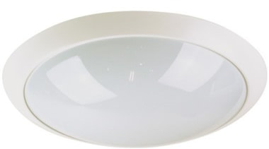 FeaturesThe Econ is a surface mount ceiling button lighting, product design, white