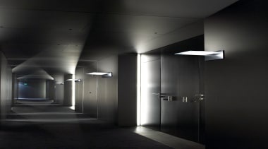 Wall Lights - Wall Lights - architecture | architecture, ceiling, darkness, daylighting, interior design, light, light fixture, lighting, product design, black