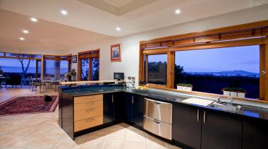 Kitchen - countertop   estate   interior design countertop, estate, interior design, kitchen, property, real estate, room, gray