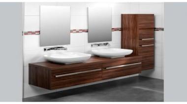 Modern# Simple# Coolhttp://www.pecks.co.nz/ - Athena Lazaro Wall Hung bathroom, bathroom accessory, bathroom cabinet, bathroom sink, furniture, plumbing fixture, product, sink, tap, gray, white