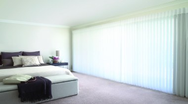 luxaflex luminette privacy sheers - luxaflex luminette privacy bed frame, bedroom, ceiling, curtain, floor, home, interior design, property, real estate, room, shade, wall, window, window blind, window covering, window treatment, white