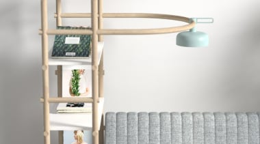 Versatility is the key to being at the furniture, light fixture, lighting, product, product design, shelf, shelving, white, gray
