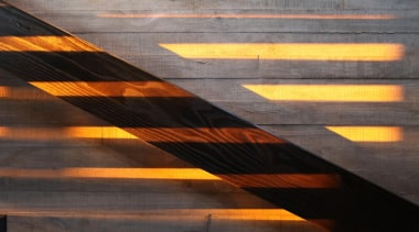 Westmere House - Westmere House - angle   angle, floor, light, line, shadow, wood, wood stain, yellow, black, gray