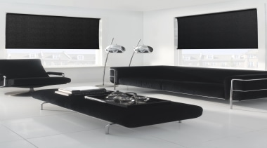 luxaflex roller blinds - luxaflex roller blinds - angle, black, coffee table, couch, floor, flooring, furniture, interior design, living room, product design, table, white, black