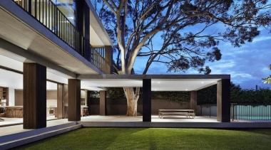 TIDA Australian Architect-Designed Renovation - Highly Commended – architecture, building, courtyard, estate, facade, home, house, property, real estate, residential area, window