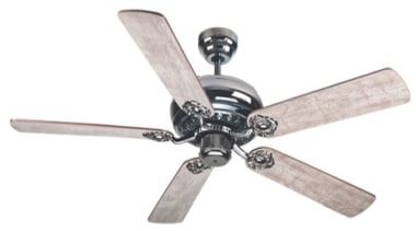 FeaturesThe Monarch has a 1300mm plywood blade sweep ceiling fan, home appliance, mechanical fan, product design, propeller, white