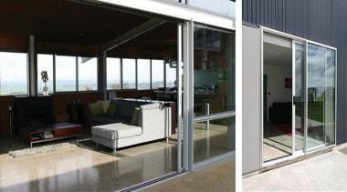 slidingdoor.jpeg - slidingdoor.jpeg - door | glass | door, glass, house, real estate, window, black, white