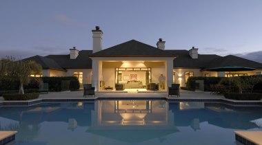 karakanew025 - Karakanew025 - estate   home   estate, home, house, lighting, property, real estate, reflection, swimming pool, villa, window, blue, black