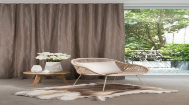 Harrisons Curtains - Harrisons Curtains - chair   chair, couch, curtain, furniture, home, interior design, living room, product, shade, table, textile, window, window covering, window treatment, wood, gray