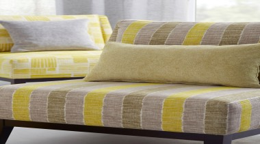 Leger 4 - bed frame | bed sheet bed frame, bed sheet, chair, couch, cushion, duvet cover, furniture, linens, loveseat, pillow, sofa bed, studio couch, yellow, gray