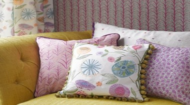 Check out more. bed, bed sheet, bedding, bedroom, cushion, duvet cover, furniture, interior design, lilac, linens, pattern, pillow, product, purple, quilting, textile, throw pillow, gray