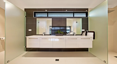 Winner Bathroom Design of the Year Northern Territory cabinetry, countertop, interior design, kitchen, product design, room, gray, orange