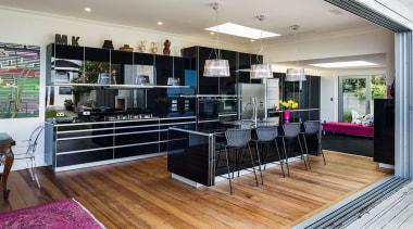 Finalist: TIDA International Kitchen of the YearSee interior design, kitchen, gray