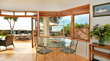 Dining - door   estate   home   door, estate, home, interior design, property, real estate, window, gray