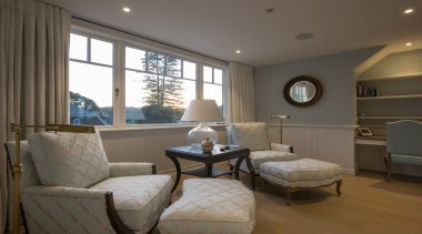 Master bedroom - Master bedroom - ceiling   ceiling, home, interior design, living room, real estate, room, window, gray, brown