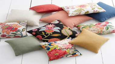 Floranova 2 - Floranova 2 - cushion | cushion, furniture, pillow, textile, throw pillow, white