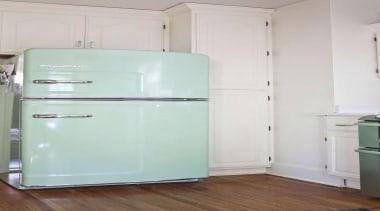 Mint Fridge - Mint Fridge - bathroom accessory bathroom accessory, cabinetry, home appliance, kitchen, kitchen appliance, major appliance, product, refrigerator, room, gray, white