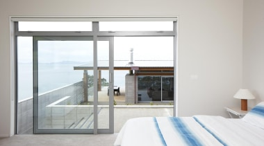 Waipu - Euroslider - waipu - architecture | architecture, daylighting, door, floor, glass, house, interior design, property, real estate, window, white