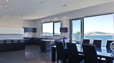 Wellington Kitchen Designer of the Year 2007National Kitchen interior design, property, real estate, gray, black