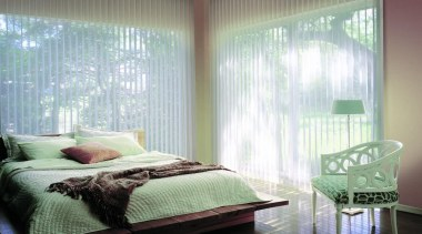 luxaflex luminette privacy sheers - luxaflex luminette privacy bed frame, bedroom, ceiling, curtain, home, interior design, property, real estate, room, shade, textile, wall, window, window blind, window covering, window treatment, gray
