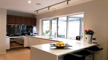 See the range here https://www.fairviewwindows.co.nz/windows/ countertop, cuisine classique, interior design, kitchen, property, real estate, room, window, brown, white