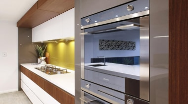 Winner Kitchen Design of the Year 2013 Western cabinetry, countertop, home appliance, interior design, kitchen, gray
