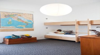 kids room - bed | bedroom | ceiling bed, bedroom, ceiling, floor, flooring, furniture, home, house, interior design, room, wall, white