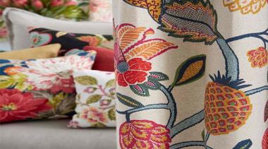 Floranova 3 - Floranova 3 - cushion | cushion, pillow, textile, throw pillow, gray